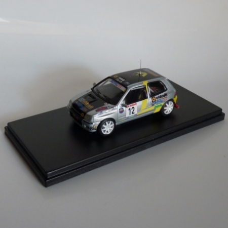 RENAULT CLIO WILLIAMS - OLDRATI - RALLY 1000 MIGLIA 1995