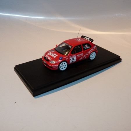 CITROEN SAXO KIT CAR - HOTZ - RALLY LANA 2001