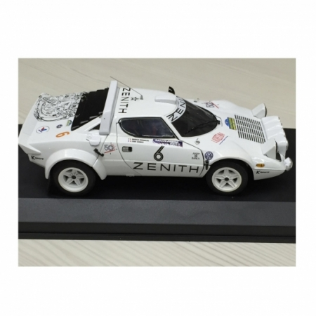 DECALS 1:18 LANCIA STRATOS - COMAS - RALLY LEGEND 2015